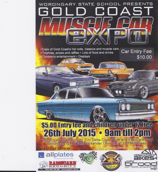 Gold Coast Muscle Car Expo Worongary - Car expo usa